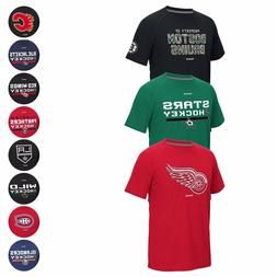 NHL Reebok Graphic PlayDry Performance Ultimate T-Shirt Coll